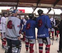 Eishockey Cracks Bad Nauheim