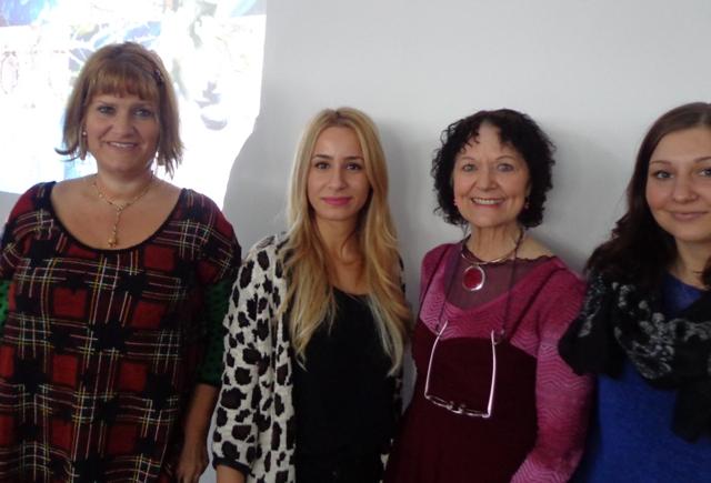 Praxisdialog mit Mara Michel vom Verband Deutscher Mode- und Textildesigner
