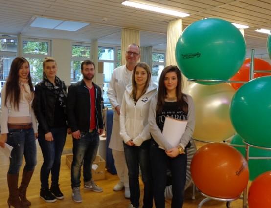 Exkursion zur Wicker-Klinik Bad Homburg
