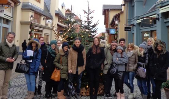 Exkursion zu Wertheim Village