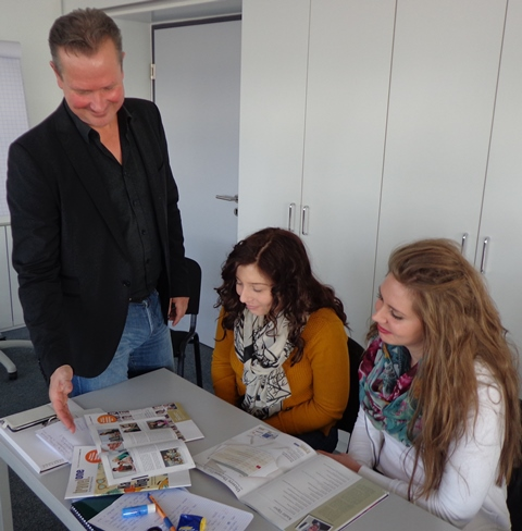 Praxisdialog mit Christian Schmicke vom Reisemagazin travel.one