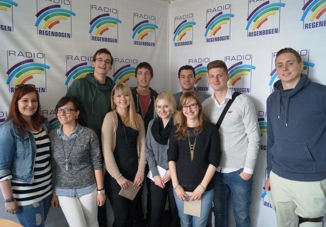 Exkursion Radio Regenbogen
