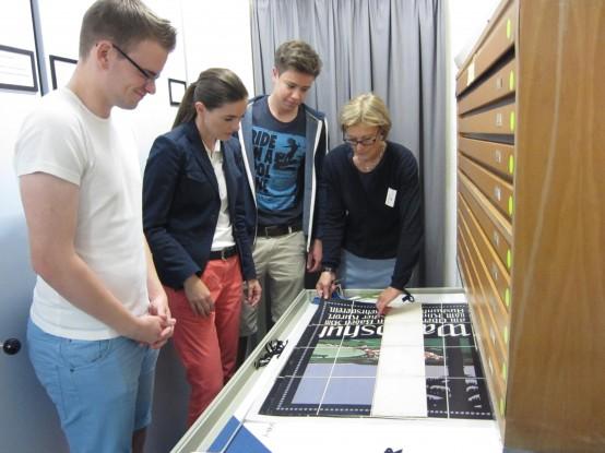 Exkursion zum Technoseum Mannheim