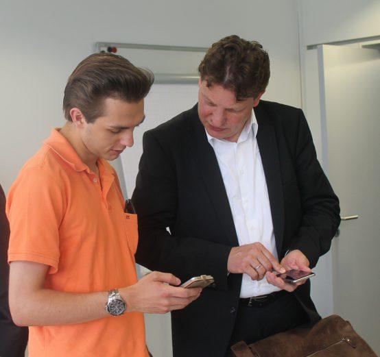 Praxisdialog mit Claudio Montanini